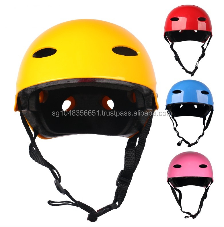 Quality children outdoor training safety helmet