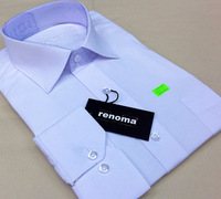 Men's plain dress shirts (SLIMFIT or REGULARFIT)
