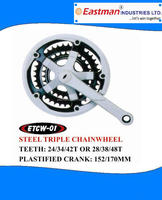 High quality crank and chainwheel /bicycle parts