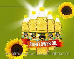 high quality Ukraine 100% refined edible sunflower oil for cooking