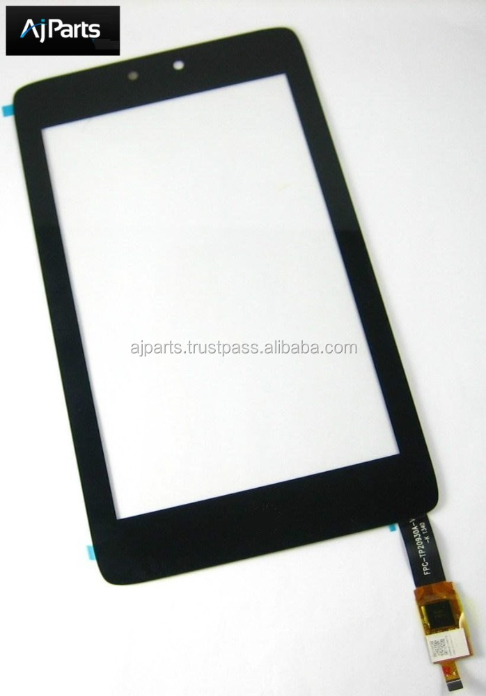 Factory price For hp slate 7 hd 3400 touch screen digitizer lcd display assembly