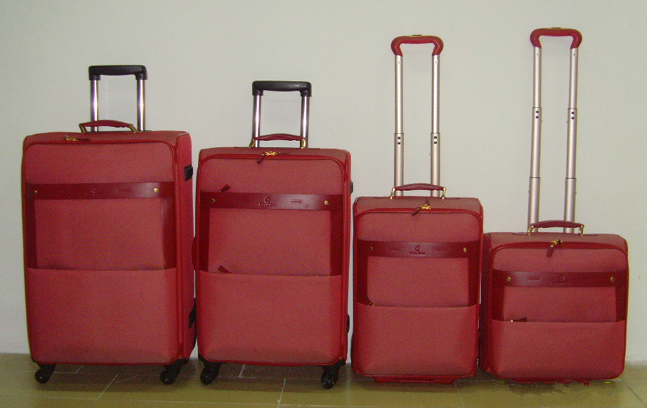 Factory Wholesale Trolley Luggage Bag