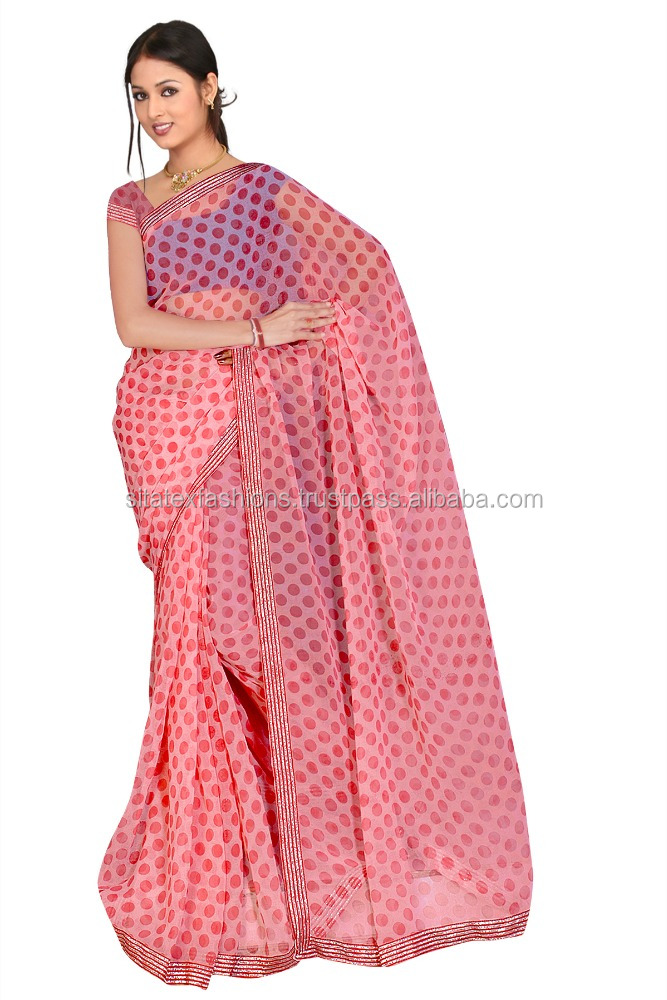 Kids Saree With Blouse