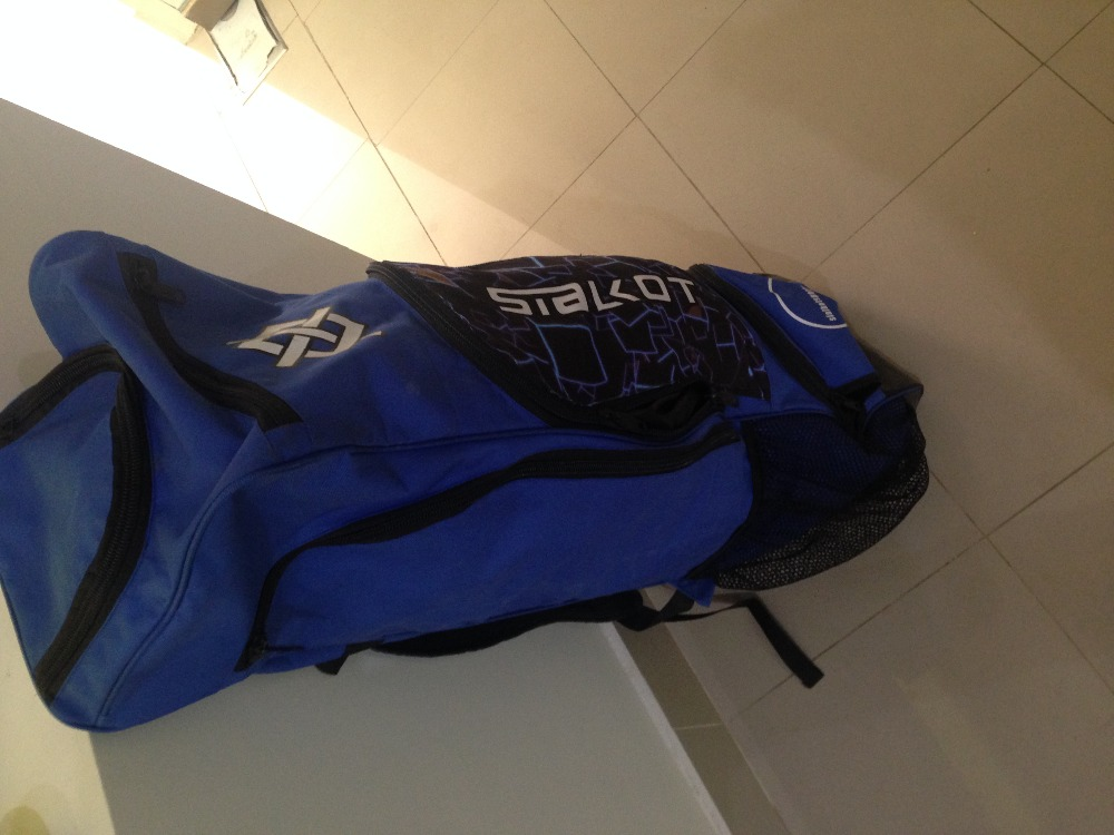 Hockey player bag