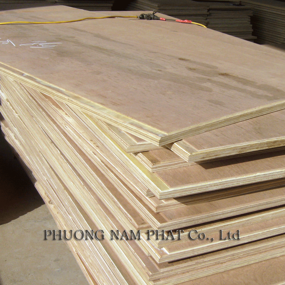 Quality container flooring plywood