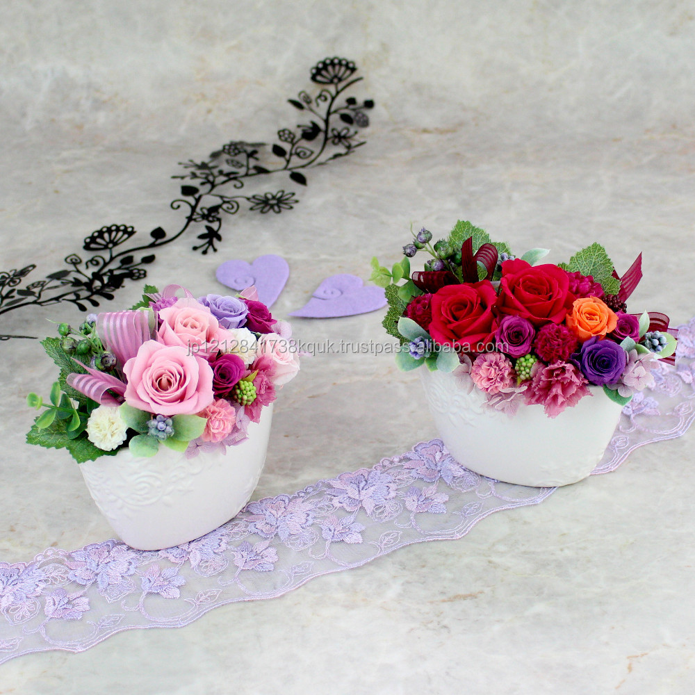 Hot-selling natural brilliance silk flowers Avenir for gift use ,Custom order also available