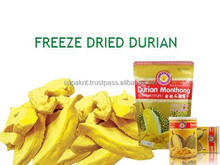 Best Selling Freeze Dried fruit Snack - HQ dried snack fruit from Thailand certified HACCP, ISO 22000 , GMP, HALAL & KOSHER.