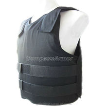 BPV-C02 Model Covert/Inner Bulletproof Vest,very light VIP Undergarment Body Armor