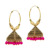 Jaipur Mart Wholesale Oxidised Earrings Gold & Silver Plated Jewelry Indian Traditional Design Jhumka Earring for Women & Girls