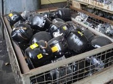 Fridge Compressor Scrap Quality Grade A Air Conditional and Fridge Compressor Scrap for sale