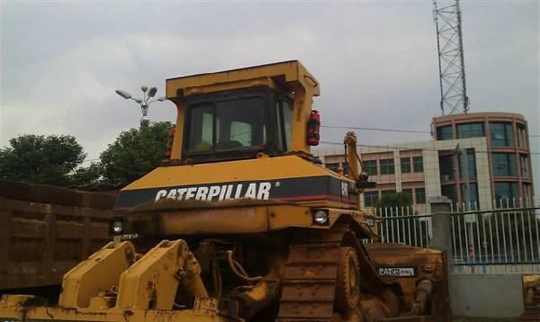 Used Original CAT D8L Bulldozer For Sale / Caterpillar D7 D8 D8K D8N D7G Dozer/whatsapp: +8615179497591