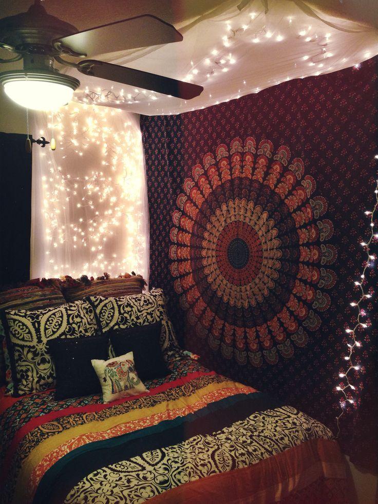 Indian Tapestry Wall Hanging cotton mandala tapestry indian tapestry wall hanging hippie wall