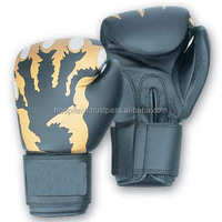 new product wholesale design your own custom logo leather boxing gloves