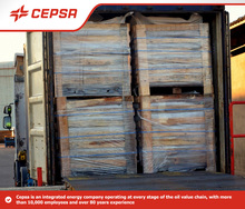 Bitumen Big Bags CEPSA - New system that protects it from damage during shipping and subsequent handling at its destination
