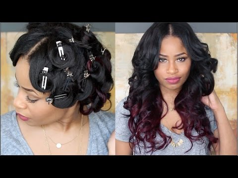 Cheap pin curl find pin curl deals on line at alibaba how to pin curl that hair urmus Gallery