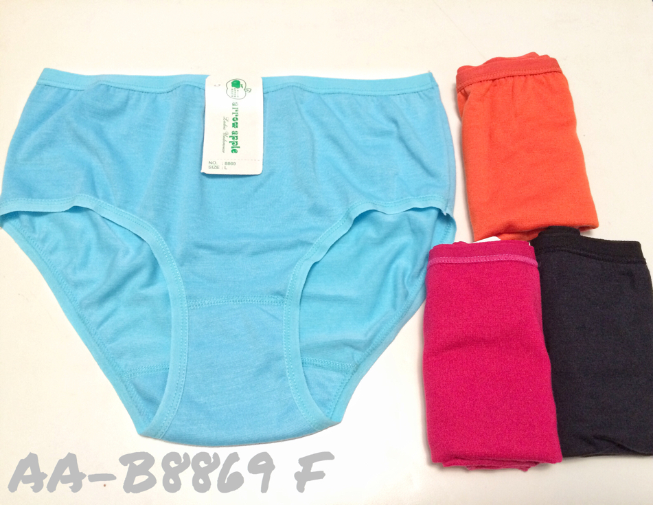 underwear ladies brief cheap and real quality