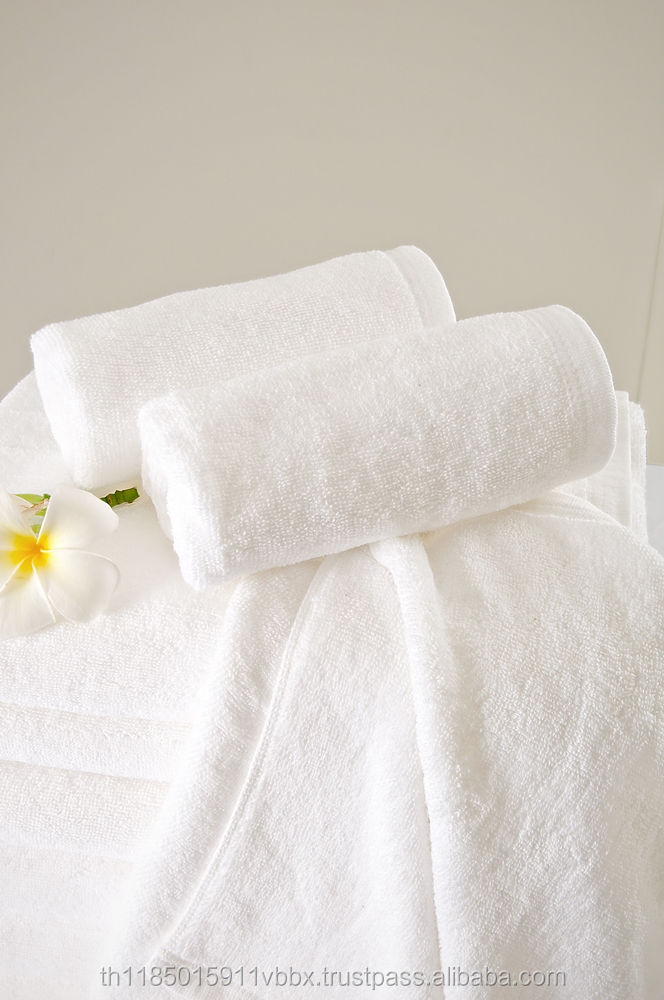 100%Combed Cotton Hotel Face Towel