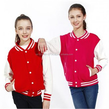 Customized NEW School Varsity Jackets For Girls/ School College Style Baseball Varsity Jacket In New Fashion