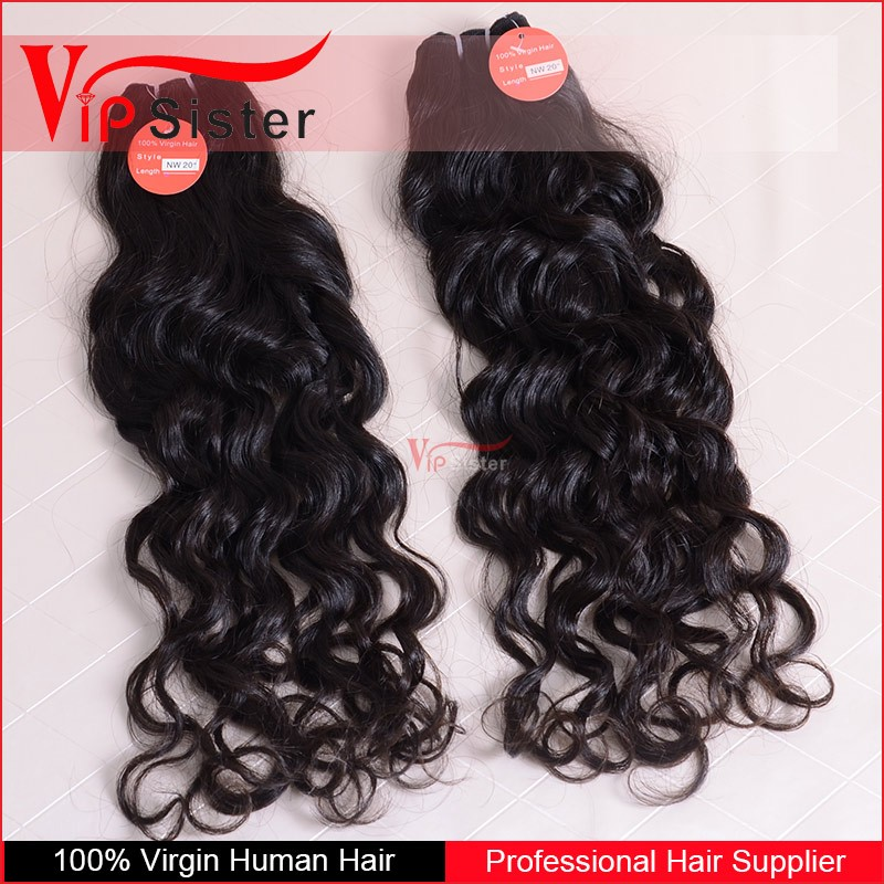 Wholesale Body Wave real virgin hair tangle free