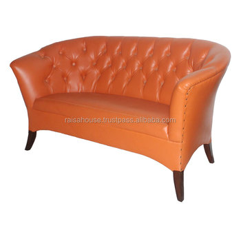 Indonesia Furniture-Nicanor Soffa Hospitality Furniture Mahogany Furniture