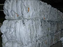 offer PP Jumbo bags scraps big bags , ldpe,hdpe, industrial pos/consumer recycled plastic scraps