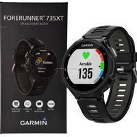 FORERUNNER 735XT RUNNING SMART WATCH - Black