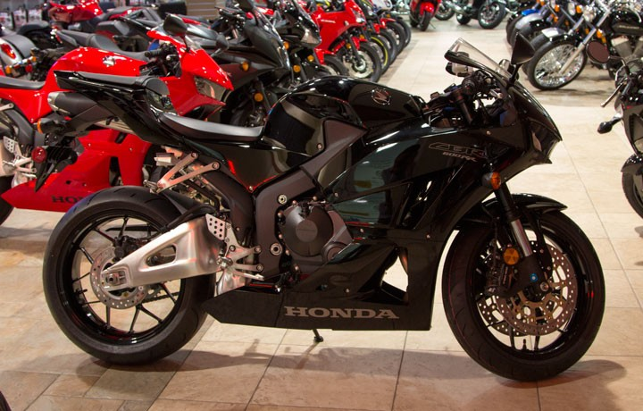 Used 2016 Honda CBR 600RR Motorcycle