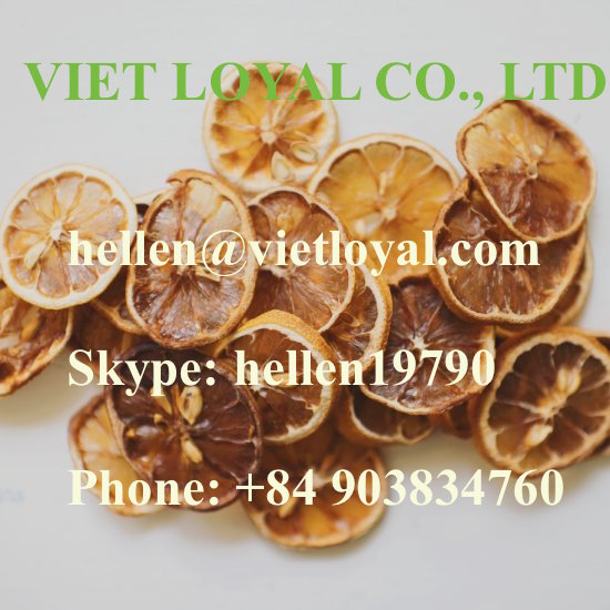 2017 Hot Sale Dry Lemon/Dried Lemon Price/Dry Lemon Importers