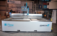 Mach 2b Waterjet Machine - Flow Performance Made Affordable
