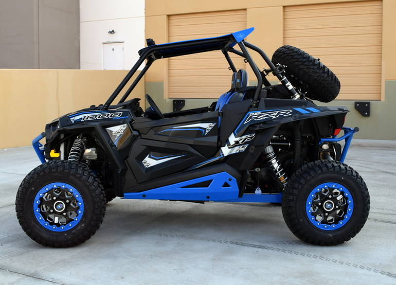 2016 Polaris RZR XP 1000 EPS DESERT EDITION