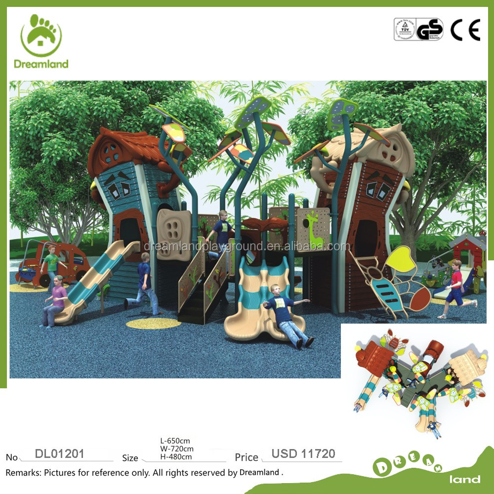 Cheap Children wooden indoor&outdoor playground equipment for kids,New design commercial outdoor wooden playground