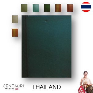 330*420 mm plain new brown orange grey green Thai concrete roof tiles and roof tiles from Thailand roof tiles