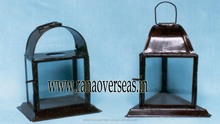 Tea Lights Iron Metal Table Top Candle Lanterns