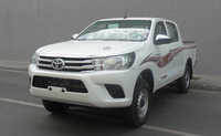 New Toyota Hilux Model 2016 4x4 2500 cc (New Model) in stock for export