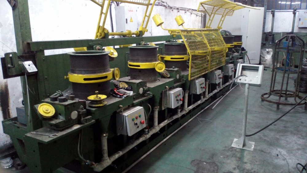 Used Steel Wire Drawing Machine