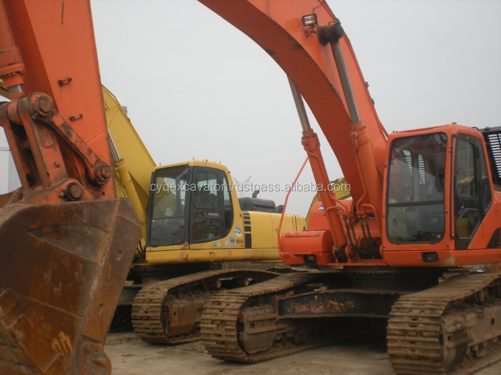 Used Doosan DH420-7 Hydraulic Crawler Excavator Ready For Sale