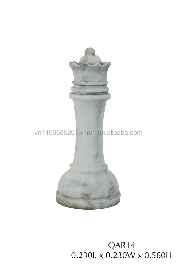 Resin Chess For Decoration-100 Handmade in Vietnam