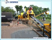 high quality low price 120 TPH Hot Mix Asphalt Plant
