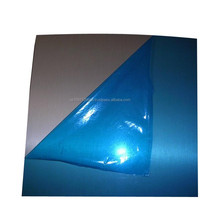 Mill finish PVC coated aluminum sheet 5005