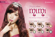 GEO Medical MIMI color cosmetic contact lens