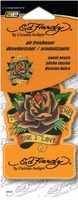 ED HARDY Car Air Freshener 1-Pack Paper