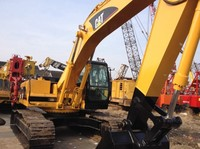 Used caterpillar excavator 320c, CAT 320c, original from Japan