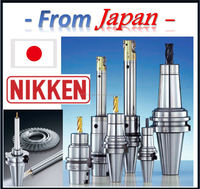 High speed and high precision Nikken tool holder for boring bar machine made in Japan