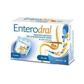 Enterodral 12 Oral Rehydration sachets