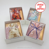 Pouch-type car fragrance bag made in Japan for wholesale, handmade fragrance sachet, scented sachet