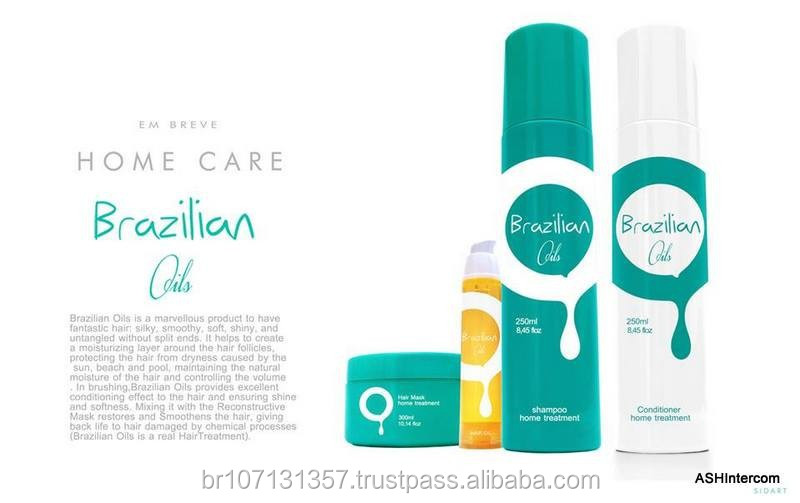 Brazilian oils кератин