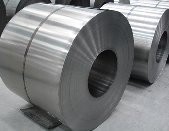 HOT DIPPED GALVANIZED IN COILS - LOADING IN ANTWERP