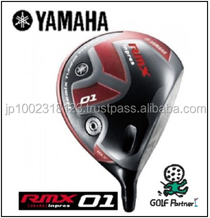 low-cost and popular golf club drive Used Driver YAMAHA inpres RMX 01 at reasonable prices , best selling