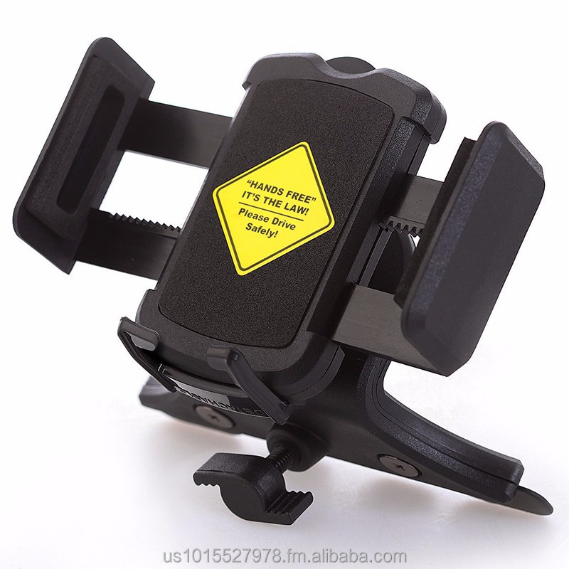 The ORIGINAL Mountek nGroove Grip Universal CD Slot Car Mount for Cell Phones, Smartphones & GPS Devices