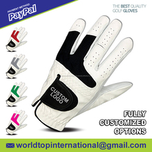 Golf Gloves With Custom Logo / High Quality Golf Gloves Supplier Pakistan / Golf OME Source in Sialkot Glove